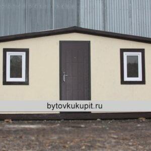 Бытовка ЕВРО 6×2.3 метров